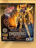 聖闘士聖衣神話EX スコーピオンミロ SAINTIA SHO COLOR EDITION 聖闘士星矢 セインティア翔
