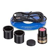 3.0メガピクセルUSBライブビデオ顕微鏡Imager Stillフォト&デジタルカメラ3MP