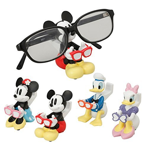セトクラフト Disney Simple line メガネスタンドミニ ミニー・SD-4522-150