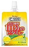C1000 1日分のビタミンゼリー 180g ×24本
