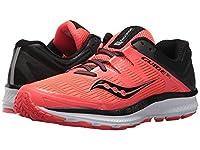 [SAUCONY(サッカニー)] レディースランニングシューズ・スニーカー・靴 Guide ISO Vizi Red/Black 11.5 (28cm) B - Medium [並行輸入品]