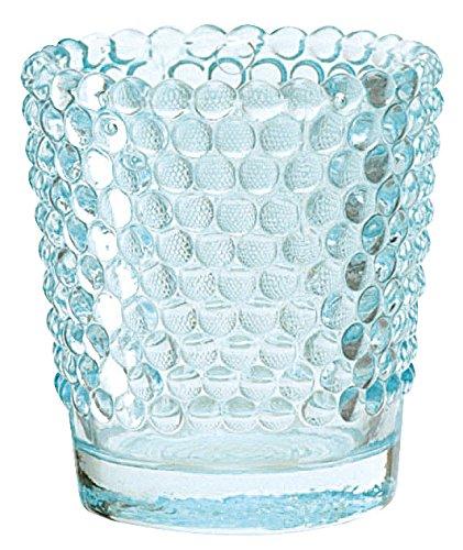 RoomClip商品情報 - カメヤマキャンドルハウス キャンドルホルダー ホビネルグラス サファイア (ティーライト・サンプラーサイズにおすすめ)