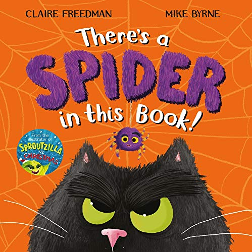There's a Spider in This Book!...