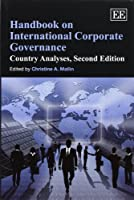 Handbook on International Corporate Governance: Country Analyses (Research Handbooks in Business and Management series)