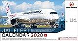 JAL「FLEET」(卓上判) 2020年 カレンダー