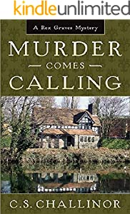 Murder Comes Calling: An English Village Mystery (Rex Graves Mystery) (English Edition)