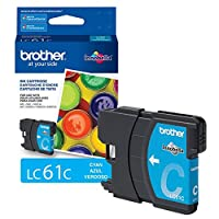 Brother MFC-J615W Cyan Original Ink Standard Yield (325 Yield) by Brother