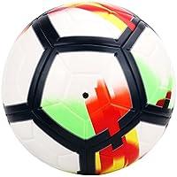 エイキンラミネートパネルサッカーボールFootball、膨らませサイズ5サッカーボール