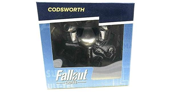 Codsworth Vinyl Figure Loot Crate Screen Shots Fallout Crate