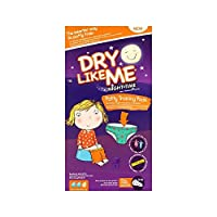 夜間トイレトレーニングパッド1パック14 (Dry Like Me) (x 4) - Dry Like Me Night Time Potty Training Pads 14 per pack (Pack of 4) [並行輸入品]
