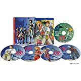 キャプテンフューチャー Blu-ray BOX VOL.1(初回生産限定)