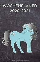 Wochenplaner 2020 - 2021: Januar 2020 bis Dezember 2021 | Wochen- und Monatsplaner | 1 Woche pro Seite | Din A5 Format (15x21 cm) | Fuer Pferdeliebhaber