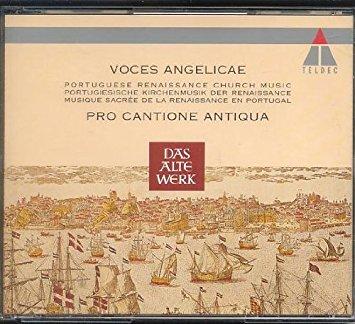 天使の声~ポルトガル宗教音楽の