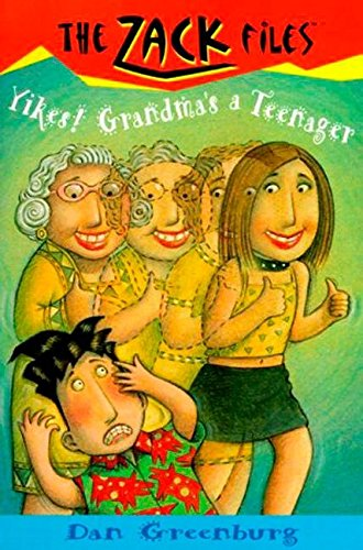 Zack Files 17: Yikes! Grandma's a Teenager (The Zack Files)の詳細を見る