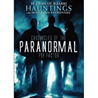 CHRONICLES OF THE PARANORMAL