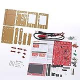 KKmoon DSO138 デジタル・オシロスコープ 2.4インチTFT ハンドヘルドポケットサイズ オシロスコープ キットDIYパーツ 電子学習セット 1Msps (SMDはんだ付けセット)