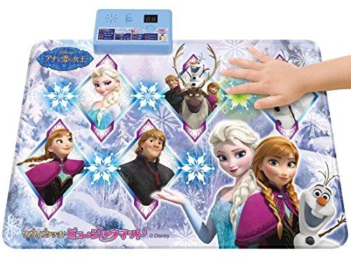 ディズニー アナと雪の女王 リズムでタッチ♪ ミュージックマ...
