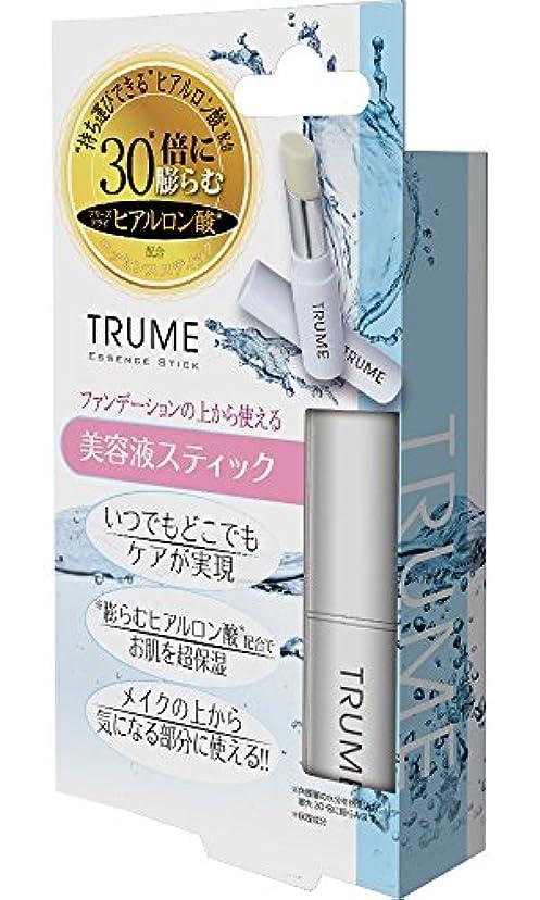 早く枕迅速TRUME(トゥルーミー)エッセンススティック 4.2g