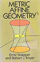 Metric Affine Geometry