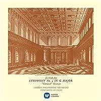ドヴォルザーク:交響曲第8番、序曲「謝肉祭」(UHQCD)