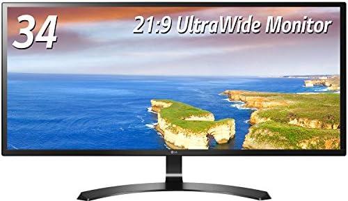 LGモニター ディスプレイ 34UM59-P 34インチ/21:9 UltraWide(2560×1080)/IPS 非光沢/HDMI×2