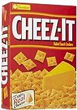 Cheez-It Crackers のクラッカー