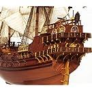 帆船模型キット アポストロフェリーペ (60分の帆船模型製作入門DVD及び和訳付き)