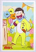 おそ松さん セガカフェ ブロマイド 第二弾 カラ松 文化祭ver 十四松