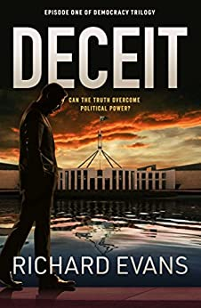Deceit by [Evans, Richard]