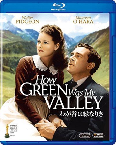 わが谷は緑なりき[Blu-ray/ブルーレイ]