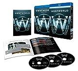 ウエストワールド 1stシーズン ブルーレイ コンプリート・ボックス(初回限定生産/3枚組/ウエストワールド運営マニュアル付) [Blu-ray]