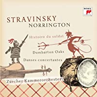 Works for Chamber Orchestra by NORRINGTON / ZURICH CHAMBER ORCH (2013-06-18)