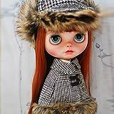 (ドーリア)Dollia ブライス 1/6ドール用 アウトフィット カジュアル ファッション ケープドレスセット 4点セット 帽子 ケープ シャツ ボトム ネオブライス ドール 人形