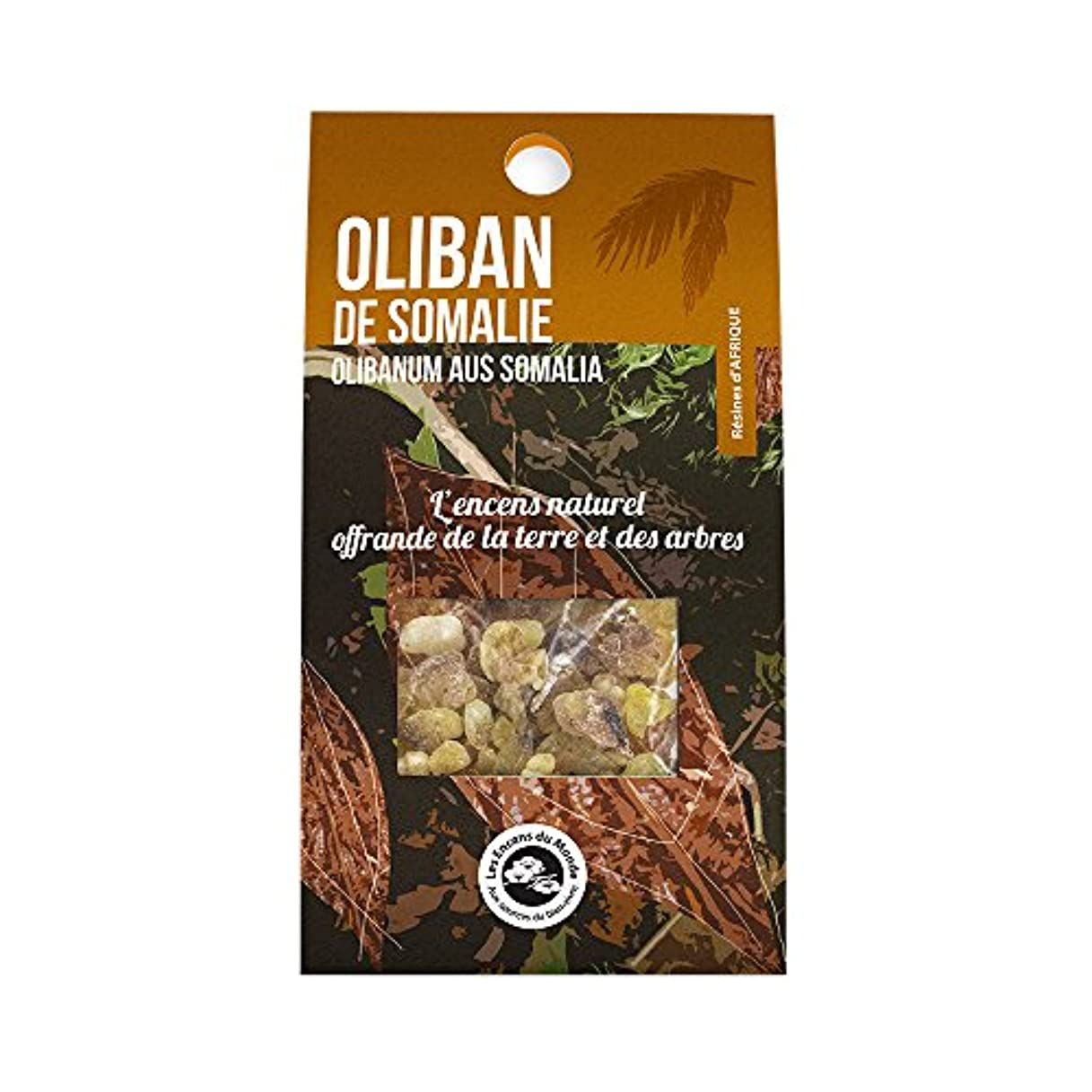 ジャンプする柱香りOliban de Somalie - Olibanum aus Somalia