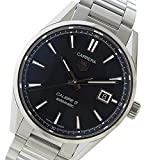 タグホイヤー カレラ 自動巻き 腕時計 WAR211A.BA0782 ブラック[メンズ] [並行輸入品]