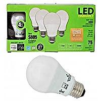 4電球75W相当LED調光機能付き保存エネルギースターLEDライト電球Sunrise