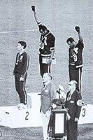 ブラック電源オリンピックメダリスト、Mexico City、1968–Anon  アートプリントポスター
