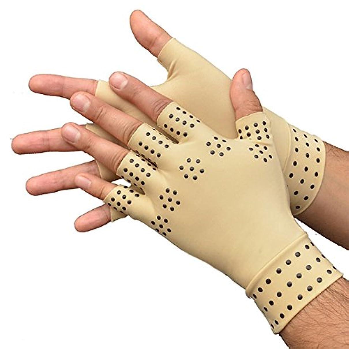以降リアル楽しませる整形外科関節炎圧縮手袋
