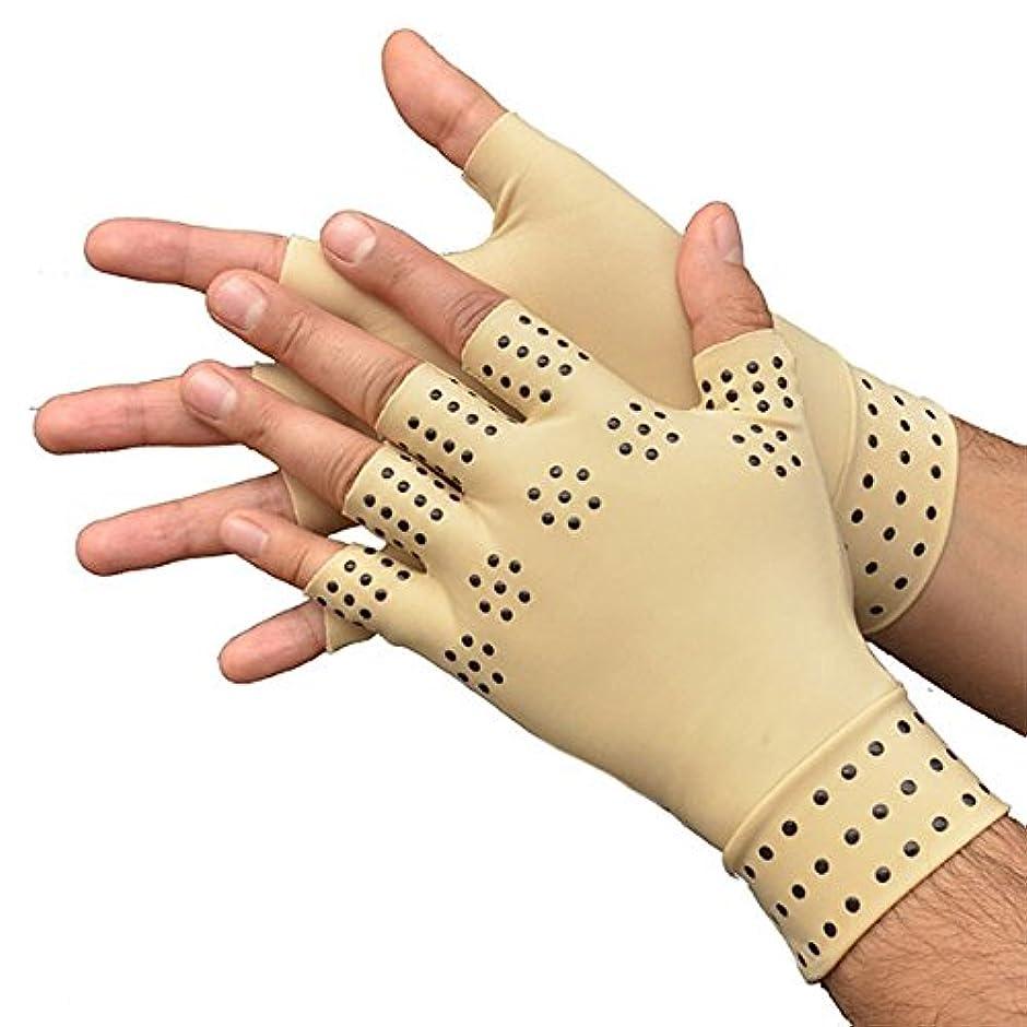もどうやら苛性整形外科関節炎圧縮手袋