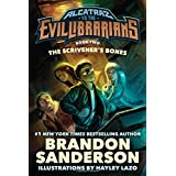 Scrivener's Bones: Alcatraz vs. the Evil Librarians
