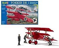 """Revell Fokker DR.1 """"Richthofen"""" [並行輸入品]"""