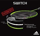 アディダス adidas バドミントンラケットの付属品switch for Switch Pro and Tour 2g 黒色