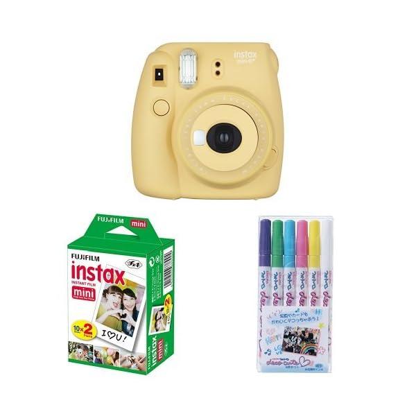 FUJIFILM インスタントカメラ チェキ i...の商品画像