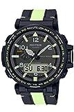 [カシオ] 腕時計 プロトレック ソーラー PRG-650YL-3JF メンズ ブラック