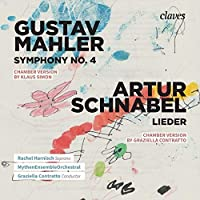 Mahler/Schnabel: Symphony No 4