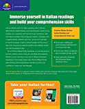 Practice Makes Perfect Italian Reading and Comprehension (Practice Makes Perfect Series) 画像