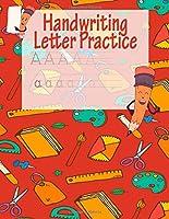 Handwriting Letter Practice: ABC Preparation | Learn Alphabet Print Letters | Primary and Preschool | Orange School