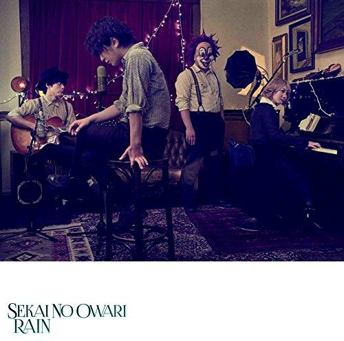 SEKAI NO OWARIのシングル「Dragon Night」歌詞/動画ランキング!の画像