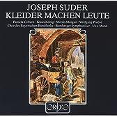 ズーダー:歌劇「馬子にも衣装」 (2CD)  (Suder, Joseph: Kleider machen Leute)