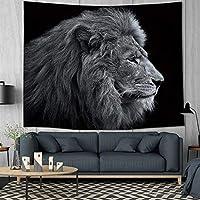 タペストリー壁掛け絵画壁装飾布、家の装飾布寝室リビングルーム寮の背景布はカーテンとして使用することができます1.3メートル×1.5メートル JCCOZ (Color : H)